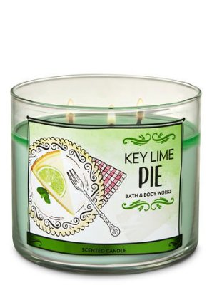 Key Lime Pie 3-Wick Candle