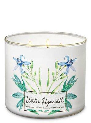 Water Hyacinth 3-Wick Candle