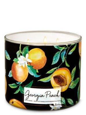 Georgia Peach 3-Wick Candle
