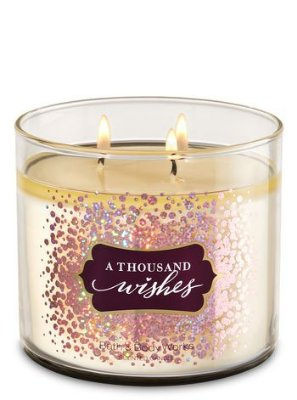 A Thousand Wishes 3-Wick Candle