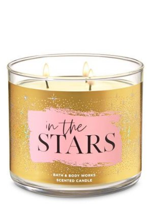 In The Stars 3-Wick Candle