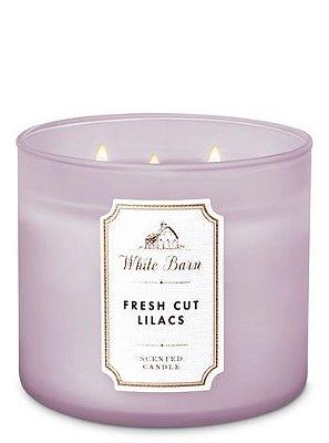 Fresh Cut Lilacs 3 Wick Candle