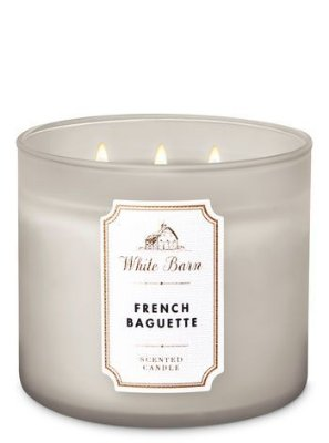 French Baguette 3-Wick Candle