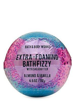 Almond & Vanilla Extra-Foaming Bath Fizzy