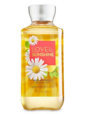 Love & Sunshine Shower Gel
