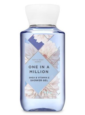 One in a Million Shower Gel Travel Size