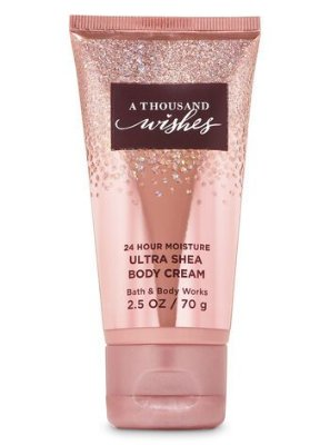 A Thousand Wishes Travel Size Body Cream