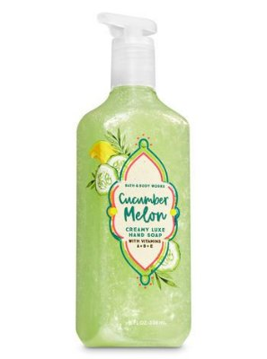 Cucumber Melon Creamy Luxe Hand Soap