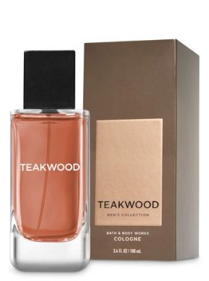 Teakwood Cologne
