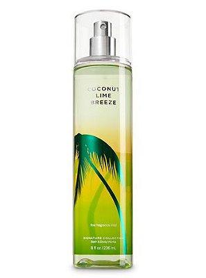 Coconut Lime Breeze Fine Fragrance Mist