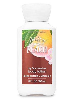 Pretty as a Peach Travel Size Body Lotion