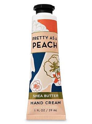 Pretty as a Peach Hand Cream