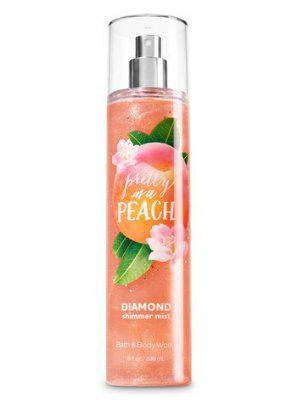 Pretty as a Peach Diamond Shimmer Mist