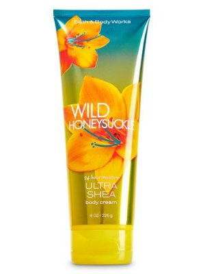 Wild Honeysuckle Ultra Shea Body Cream