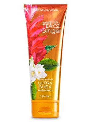 White Tea & Ginger Ultra Shea Body Cream