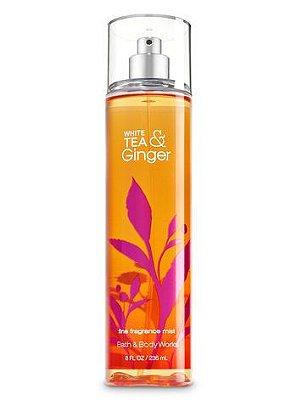 White Tea & Ginger Fine Fragrance Mist