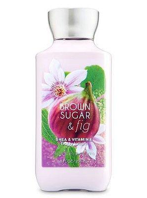Brown Sugar & Fig Body Lotion