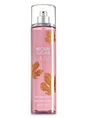 Brown Sugar & Fig Fine Fragrance Mist