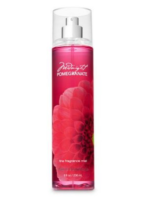 Midnight Pomegranate Fine Fragrance Mist