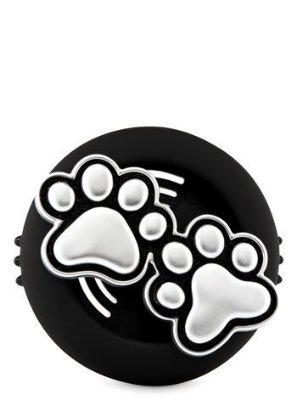 Paws Print Vent Clip Scentportable Holder