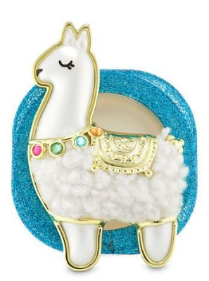 Llama Visor Clip Scentportable Holder