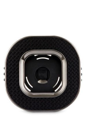 Textured Black Vent Clip Scentportable Holder