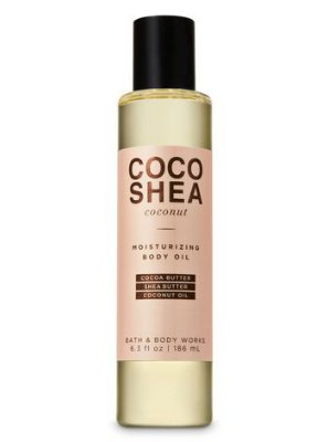 CocoShea Coconut Moisturizing Body Oil