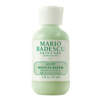 Mario Badescu Aloe Moisturizer Broad Spectrum SPF 15 Sunscreen 59ML