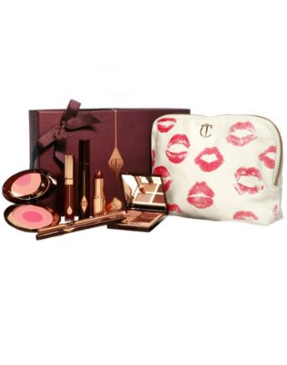 Charlotte Tilbury The Golden Goddess Look Set