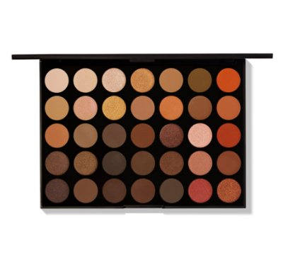 Morphe 350- 35 Color Nature Glow Eyeshadow Palette