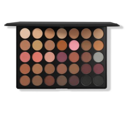 Morphe 35N- 35 Color Matte Eyeshadow Palette