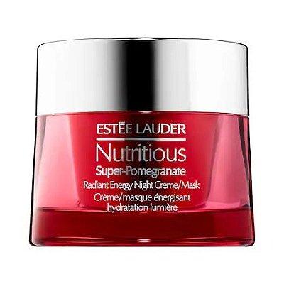Estee Lauder Nutritious Super-Pomegranate Radiant Energy Night Creme