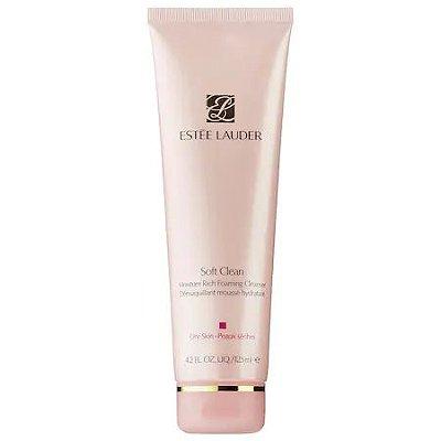 Estee Lauder Soft Clean Moisture Rich Foaming Cleanser