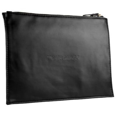 Hourglass Vegan Leather Makeup Clutch
