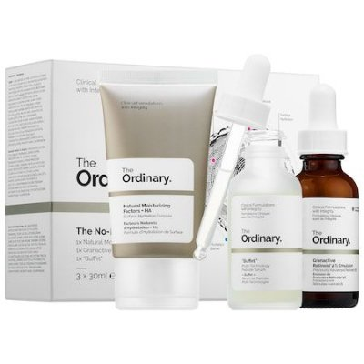 The Ordinary No-Brainer Set
