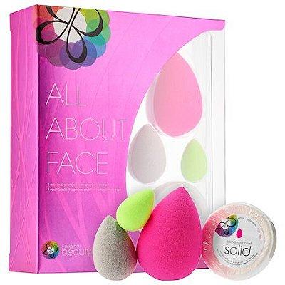 Beauty Blender All About Face Set - Edição Limitada