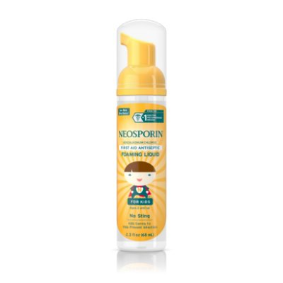 Neosporin Wound Cleanser For Kids