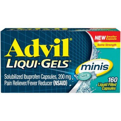 Advil Liquid-Gels Mini