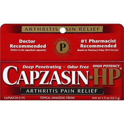 Capzasin High Potency Arthritis Pain Relief