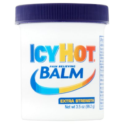 Icy Hot Extra Strength Pain Relieving Balm