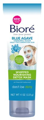 Biore Whipped Nourishing Detox Mask