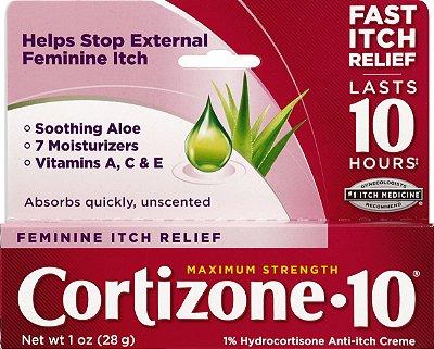 Cortizone 10 Feminine Relief Anti-Itch Crème