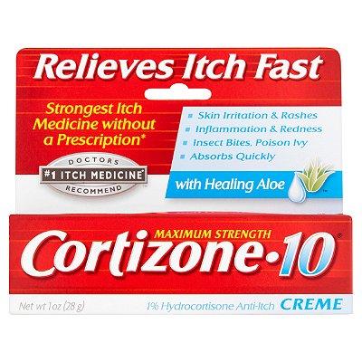 Cortizone 10 Anti-Itch Crème with Aloe
