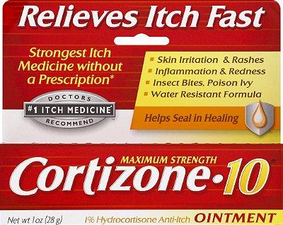 Cortizone 10 Anti-Itch Ointment