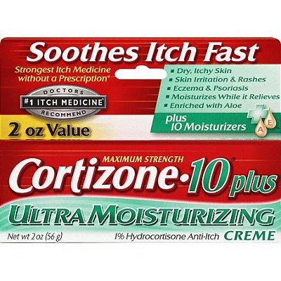 Cortizone 10 Plus Ultra Moisturizing Anti-Itch Crem