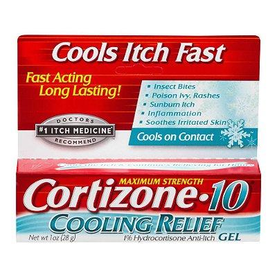 Cortizone 10 Cooling Relief Gel