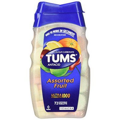 Tums Ultra 1000 Tablets Assorted Fruit