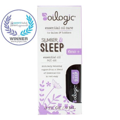 Oilogic Slumber & Sleep Essential Oil Roll-on