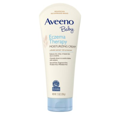 Aveeno Baby Eczema Therapy Moisturizing Cream with Natural Oatmeal