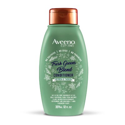 Aveeno Scalp Soothing Fresh Greens Blend